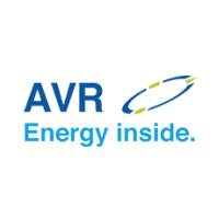 MediaMyne Narrowcasting Logo klant AVR Energy inside